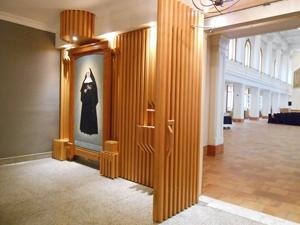 Portes ouvertes de la maison d lisabeth sjsh for Porte ouverte maison