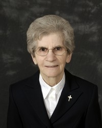 Deceased Sr Gertrude Routhier