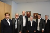 Visite de Mgr Christian Rodembourg, m.s.a.