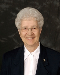 Deceased Sr. Louisia Bergeron