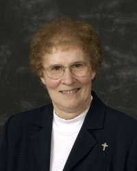 Deceased Sr. Madeleine Bérubé